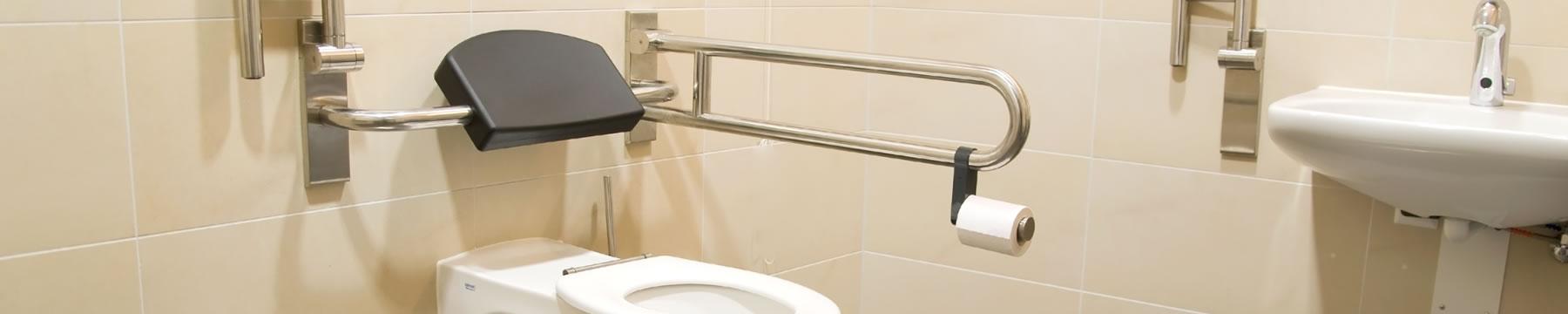 Disabled Adaptations - Bathroom